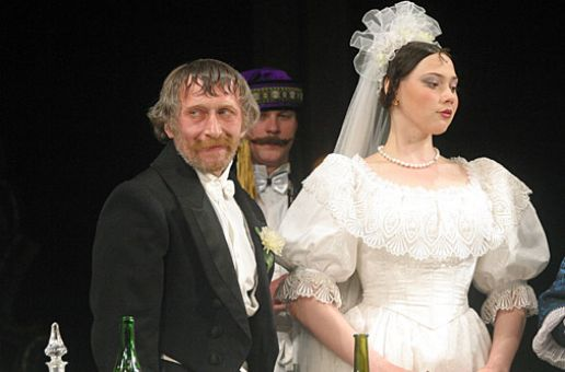 Свадьба, свадьба, свадьба!