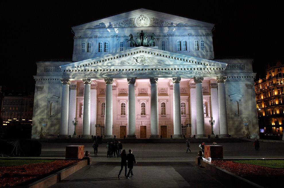 билеты в большой театр г москва