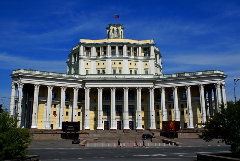 Фото театра Российской Армии