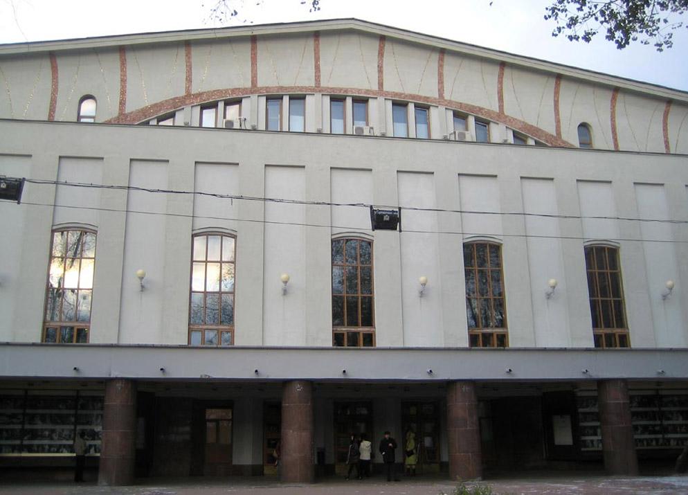 Моссовета театр