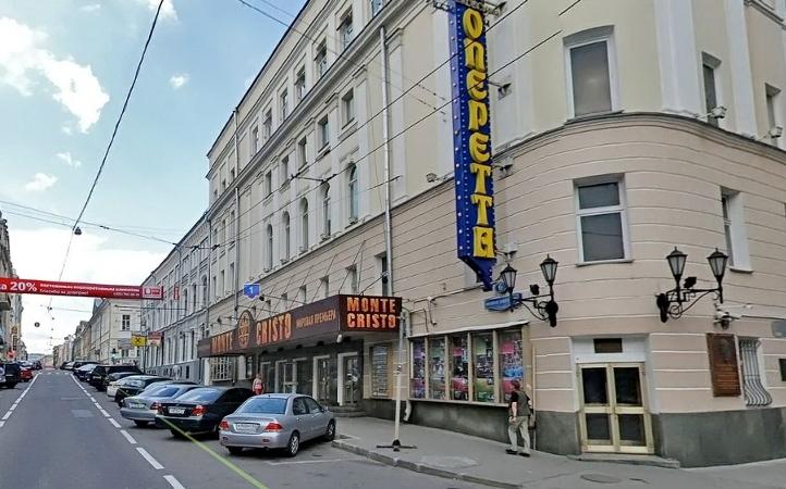 Оперетты театр