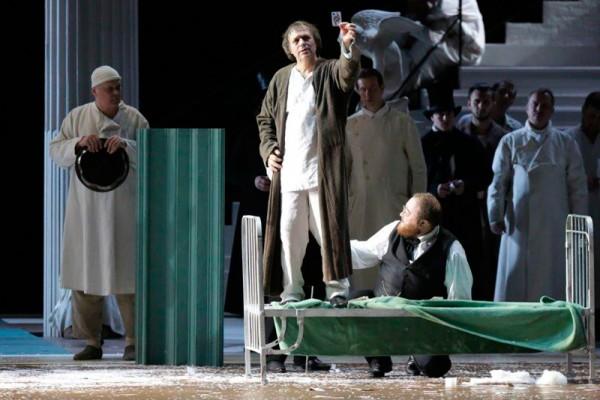 Опера пиковая дама купить билеты театр вспышка красноярск афиша