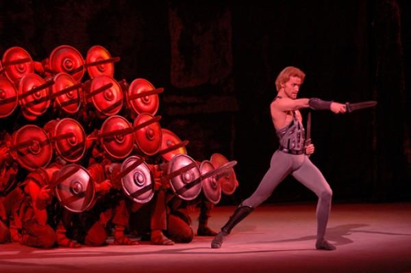 спартак балет большой театр купить билет