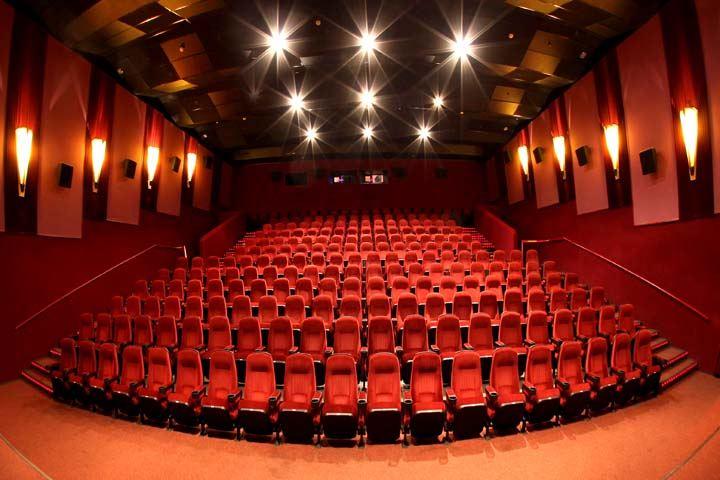 Театра ермоловой схема