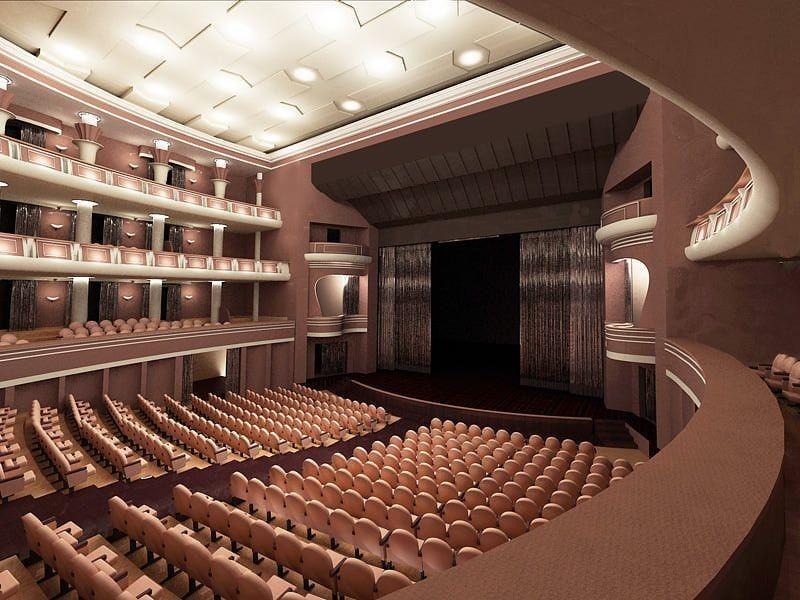 Театр моссовета - описание, схема залов и сцен, отзывы, фото.