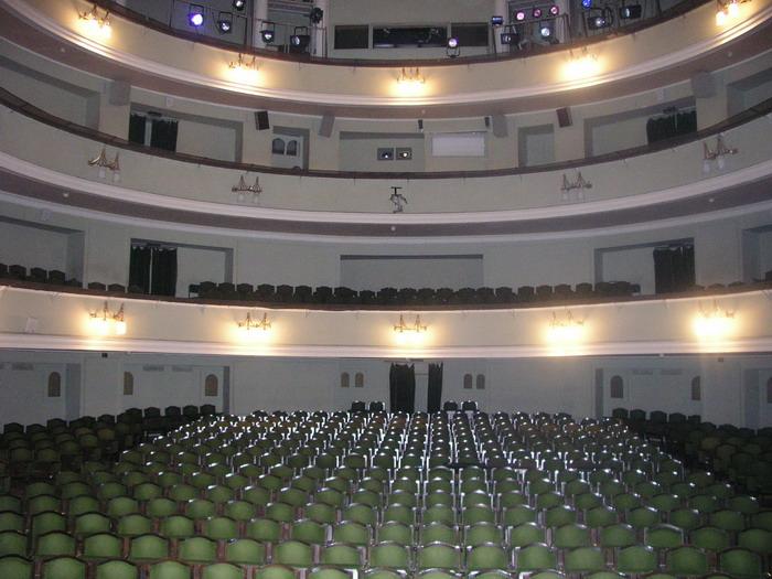 рамт фото зала основная сцена