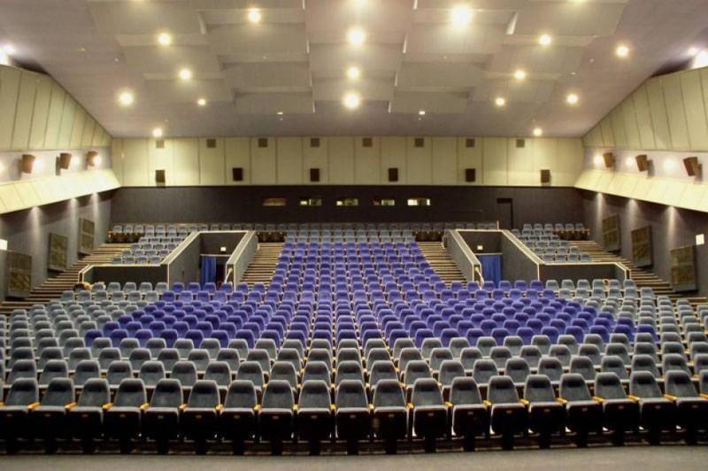 Театр луны схема сцены