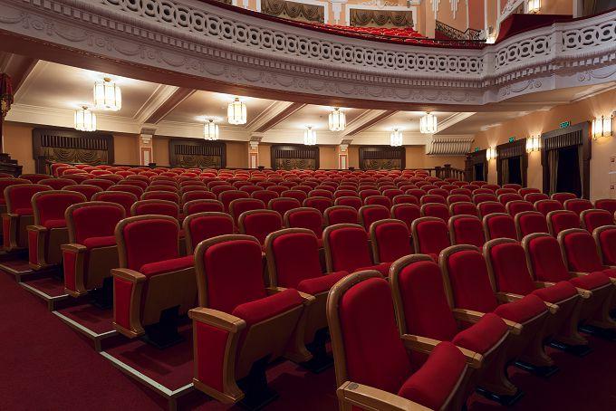 Центральный дом культуры железнодорожников схема зала фото